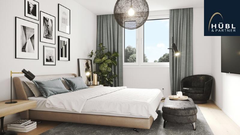 1.32 Saltenstrasse-Top-107-Schlafzimmer