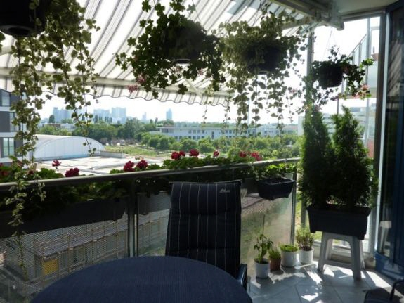 E14 Balkon